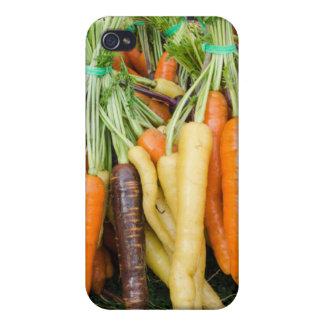 Mercado de lugar de lucios, Seattle, Washington, iPhone 4/4S Fundas