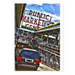 Mercado de lugar de Pike Postal