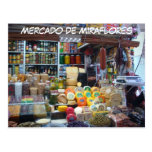 Mercado de Miraflores Postal