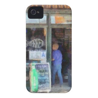 Mercado de pescados iPhone 4 carcasa