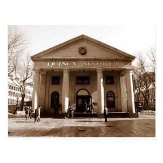 Mercado de Quincy Postales