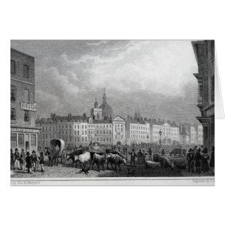 Mercado de Smithfield del Barrs Tarjeta De Felicitación