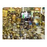 Mercado de viernes, Souq Juma, Kuwait 2007 Tarjeta Postal