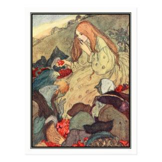 Mercado del Goblin por Florencia Harrison Postal