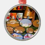 Mercado del navidad de Heidlelberg Ornamentos Para Reyes Magos