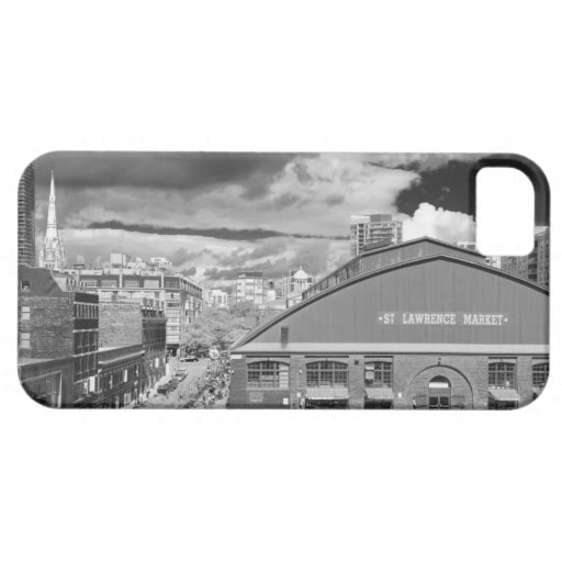 Mercado del St. Lorenzo, Toronto iPhone 5 Case-Mate Coberturas