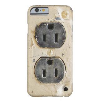 Mercado eléctrico del vintage funda de iPhone 6 slim