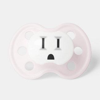 Mercado eléctrico divertido chupete de bebe
