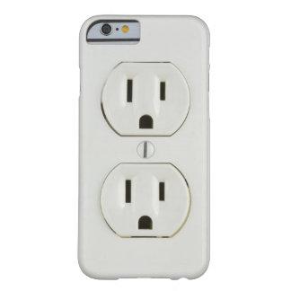 Mercado eléctrico divertido funda de iPhone 6 slim