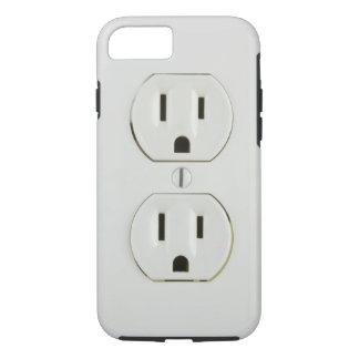 Mercado eléctrico divertido funda iPhone 7