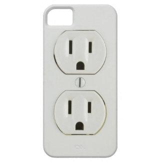 Mercado eléctrico divertido iPhone 5 fundas
