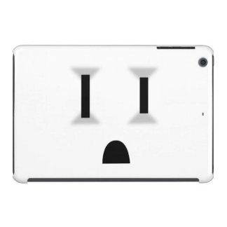 Mercado eléctrico divertido (ningún esquema) fundas de iPad mini