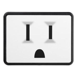Mercado eléctrico divertido (ningún esquema) tapas de remolque