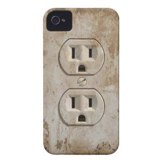 Mercado eléctrico iPhone 4 Case-Mate funda