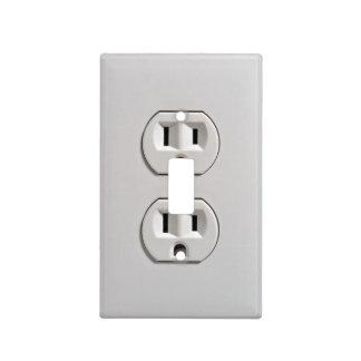 Mercado eléctrico tapas para interruptores