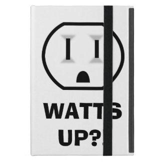 Mercado eléctrico (vatios para arriba?!) iPad mini cárcasa