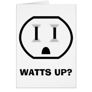 Mercado eléctrico (vatios para arriba?) tarjetón