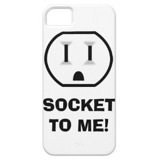 Mercado eléctrico (zócalo a mí) iPhone 5 carcasa