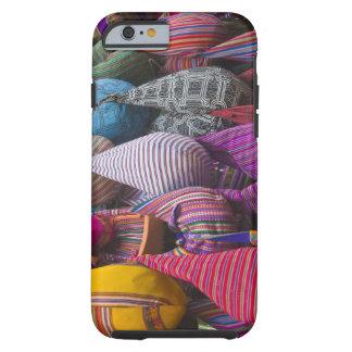 Mercado indio, Miraflores, Lima, Perú Funda De iPhone 6 Tough