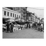 Mercado italiano de la carretilla de mano, Bronx: Tarjetas Postales