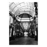 Mercado Londres de Leadenhall Fotografia