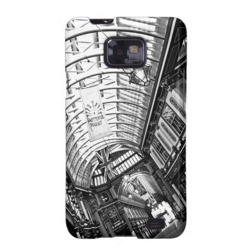 Mercado Londres de Leadenhall Galaxy S2 Carcasa
