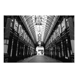 Mercado Londres de Leadenhall Arte Con Fotos