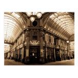 Mercado Londres de Leadenhall Postal