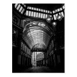 Mercado Londres de Leadenhall Postales