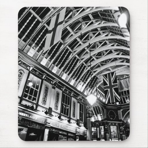 Mercado Londres de Leadenhall Tapetes De Raton
