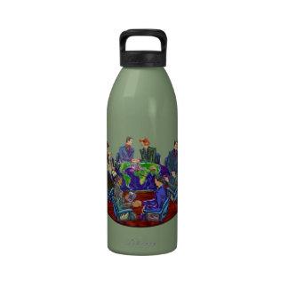 Mercado mundial de alta tecnología botella de agua
