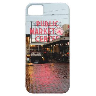 Mercado público de Seattle iPhone 5 Fundas