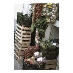 Mercado romano impresion fotografica