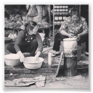 Mercados de Hanoi Fotos