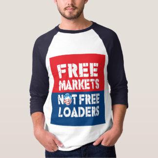 Mercados libres - no Freeloaders Poleras