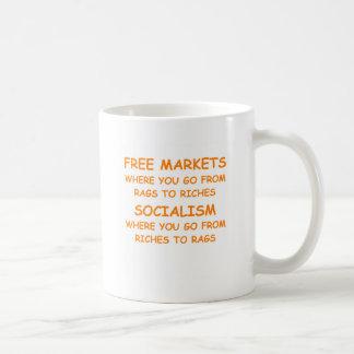 mercados libres taza de café