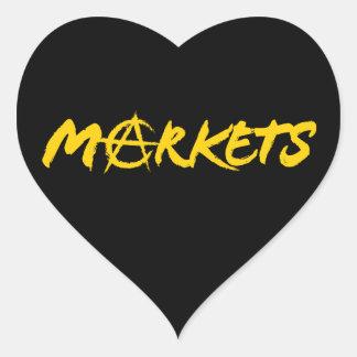 Mercados Pegatinas De Corazon