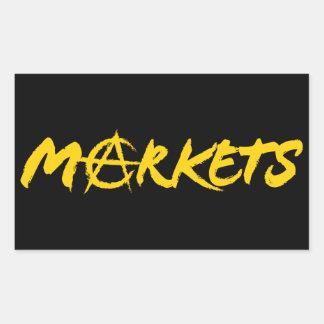 Mercados Rectangular Altavoz