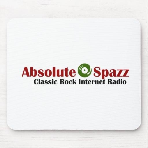 Mercancía absoluta de Spazz Tapete De Raton