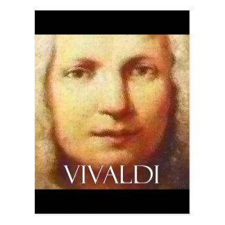 Mercancía adaptable de Antonia Vivaldi Tarjetas Postales