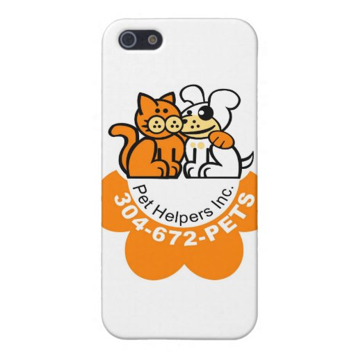 Mercancía de Inc. del mascota de Helper's iPhone 5 Fundas