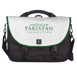 Mercancía de la fundación de Paquistán del america Bolsa Para Ordenador