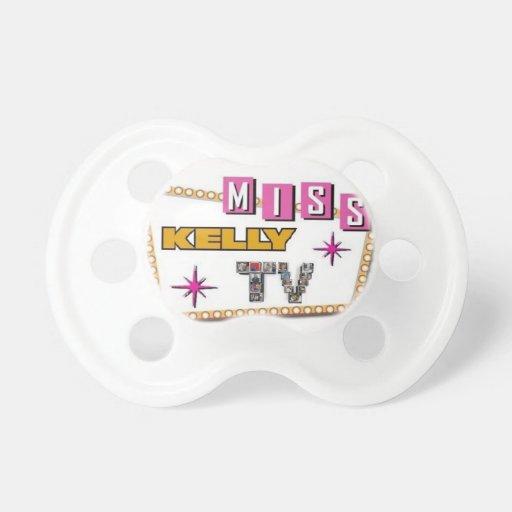 Mercancía de MissKellyTV Chupetes De Bebe