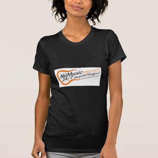 mercancía de NuMusic247.com Camisetas