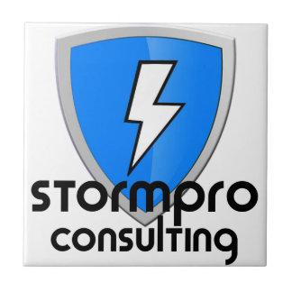 Mercancía de StormPro Azulejo Cuadrado Pequeño