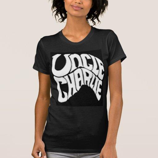 Mercancía de tío Charlie The Band Official Camisetas