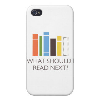 mercancía de WhatShouldIReadNext.com iPhone 4/4S Fundas