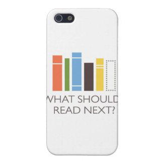 mercancía de WhatShouldIReadNext.com iPhone 5 Fundas