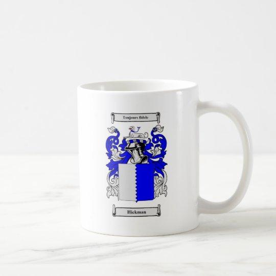 Mercancía del escudo de armas de la familia taza de café