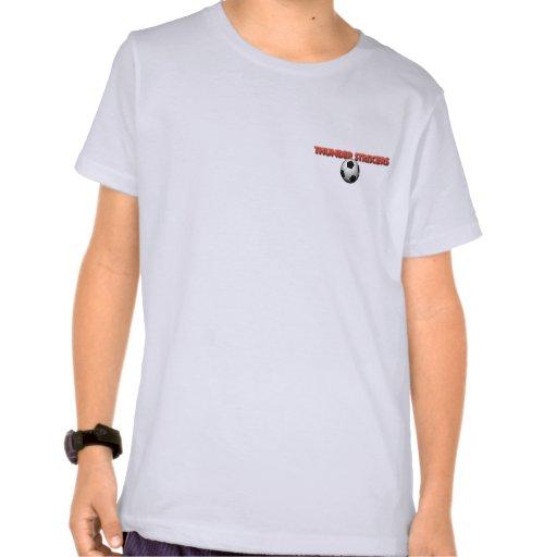 Mercancía del fútbol camisetas